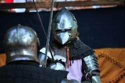 Torneo Armatura medievale